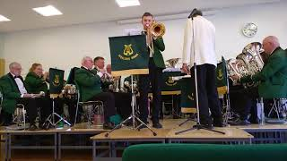 The Acrobat, Trombone Solo   Played by Brendan Harris at RAFA Concert 21 May  2017