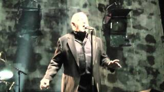 "Joe Cocker ""Get On"" Arena Nürnberg 13-11-2010"