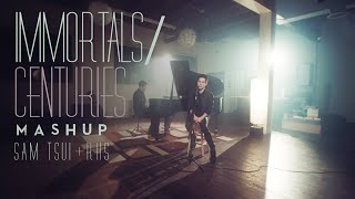 Sam Tsui & Kurt Hugo Schneider - Immortals & Centuries (Mash Up)