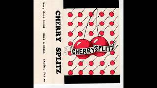 "Cherry Splitz ""Mary Goes Round"" Rare Demo St. Louis Hair Heavy Metal 1991 Glam ROCK"