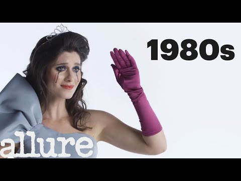 100 Years of Pageant Makeup   Allure