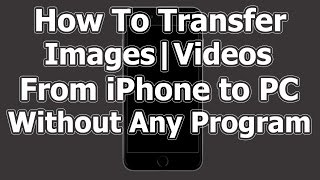How to transfer video movie to iPod or iPhone using itunes