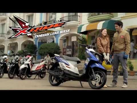 Yamaha X-RIDE (Official TV Commercial - New) - Semakin Nyaman !