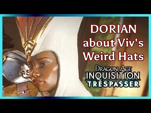 Dragon Age Inquisition - Trespasser Walkthrough - Dragon Age