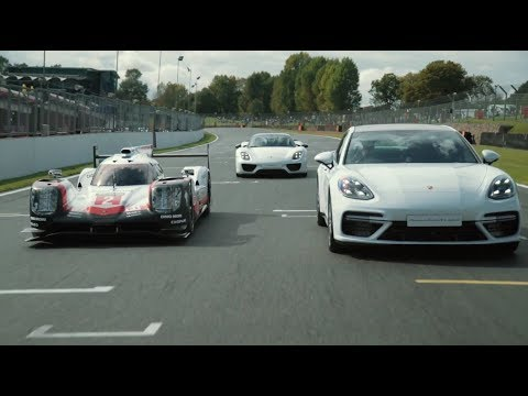 Porsche E-Performance. On track with Nick Tandy.