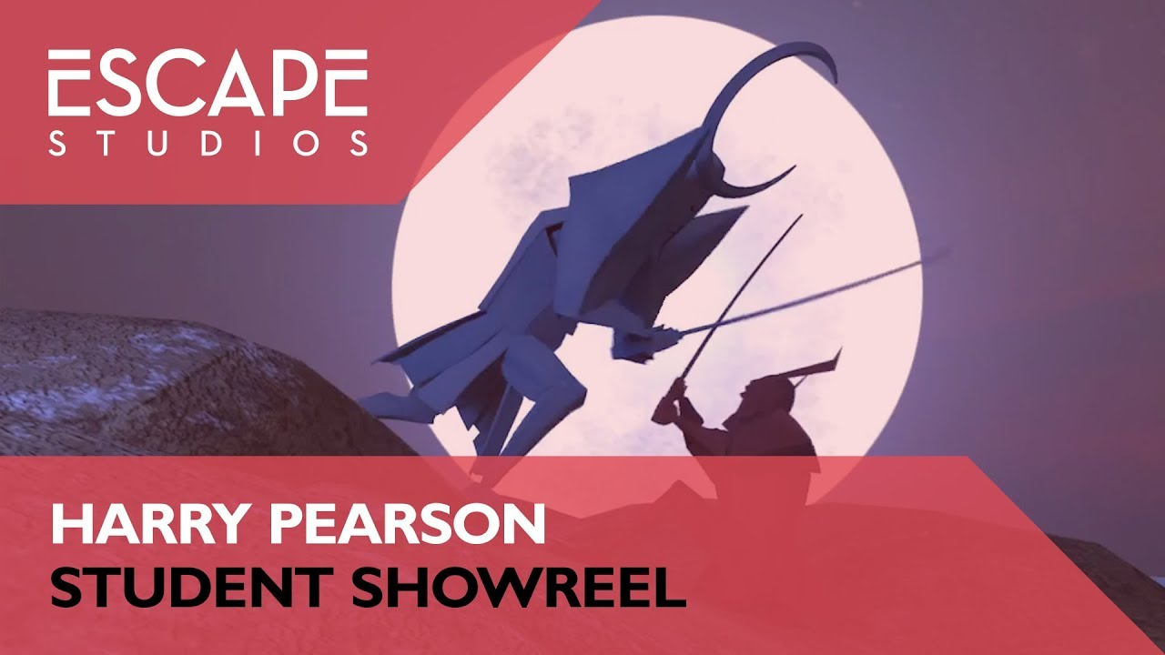 Escapee Showreels - Harry Pearson