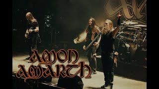 Amon Amarth   Jomsviking Tour 2017   Live In Moscow