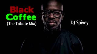 Black Coffee 'The Tribute Mix' (A Soulful House Mix) by: DJ Spivey