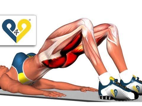 Les exercices sur le home-trainer pour les muscles des épaules