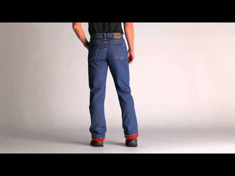 Men's Relaxed Fit Jeans video thumbnail