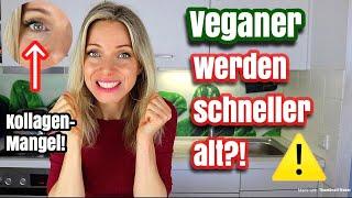Kollagen: Die überraschende (und unbequeme) Wahrheit. Falten dank der pflanzlichen Ernährung?
