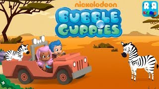 Bubble Guppies - Animal School Day - Best Apps for Kids - Part 11 | Rescue The Baby Zebra