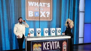 'Freddie Mercury' Rocks an Appearance in 'What's in the Box?' Game