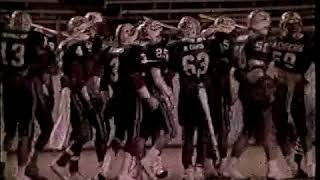 1987 Arkansas 3A State Championship High School Football Game