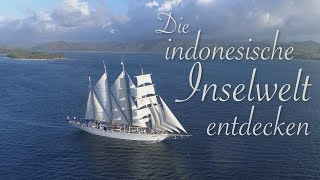 Indonesien mit Star Clippers