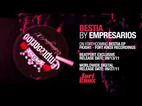 Bestia - 1/4 of the new Bestia E.P.