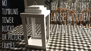 diy-dollar-tree-large-wooden-lantern-no-tumbling-tower-blocks-no-picture-frames