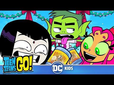 Teen Titans Go!   True Meaning Of Christmas   DC Kids