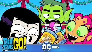 Teen Titans Go! | True Meaning Of Christmas | DC Kids