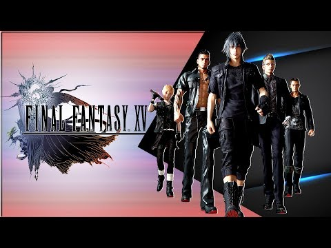Final Fantasy XV Universe Trailer