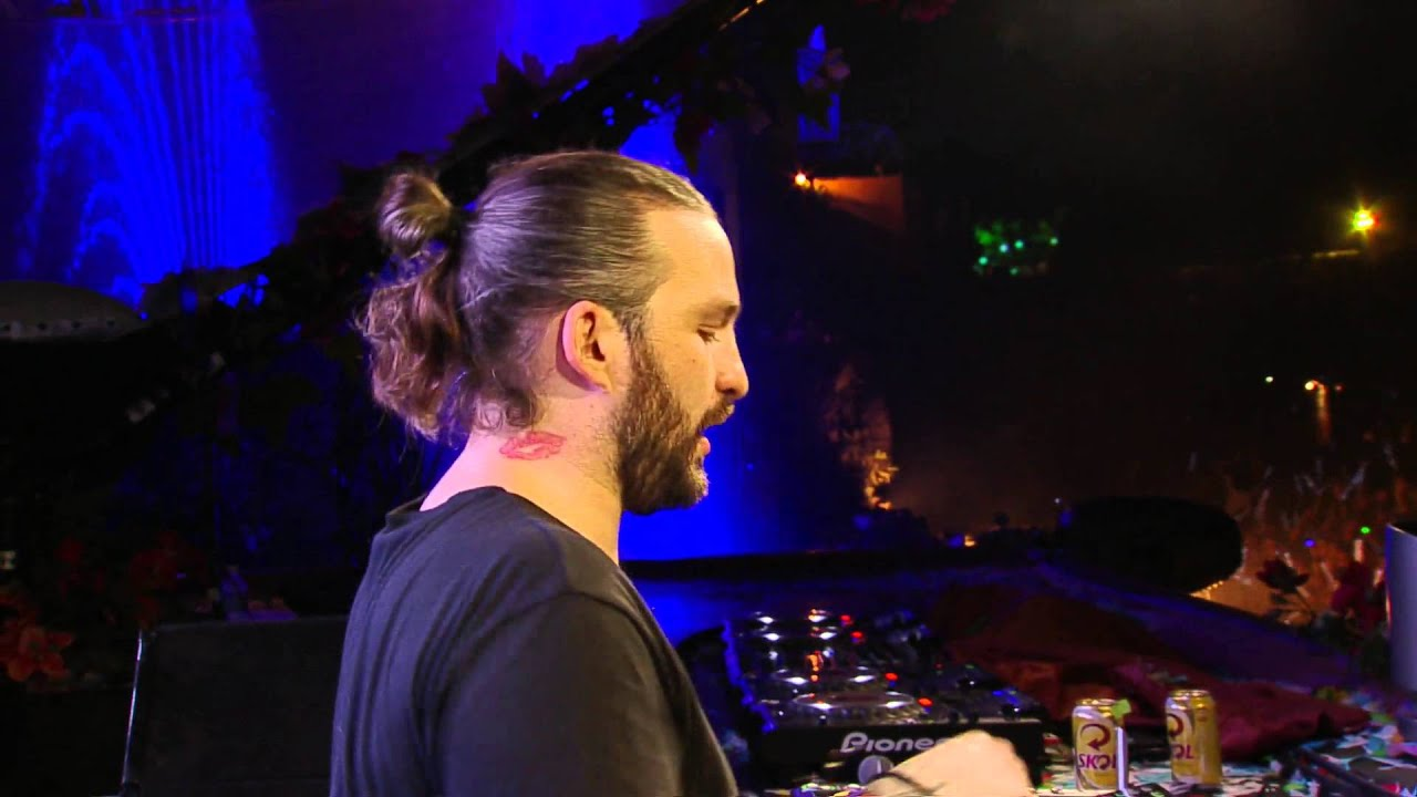 Steve Angello - Live @ Tomorrowland Brasil 2015