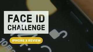 Face ID Challenge - iPhone Xの新しい生体認証はどこまで認識してくれるのか