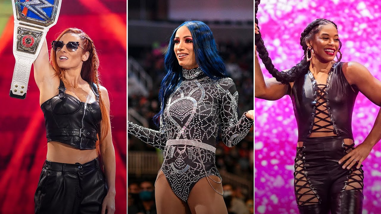 Sasha Banks Comments On WWE SmackDown Women's Title Match At Crown Jewel