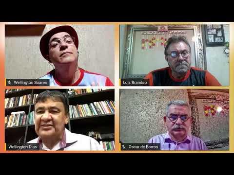 Metade da população do Piauí já foi infectada pelo novo coronavírus, diz governador