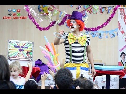 artiste clown en europe
