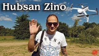 Hubsan Zino - обзор и первый полет на квадрокоптере.