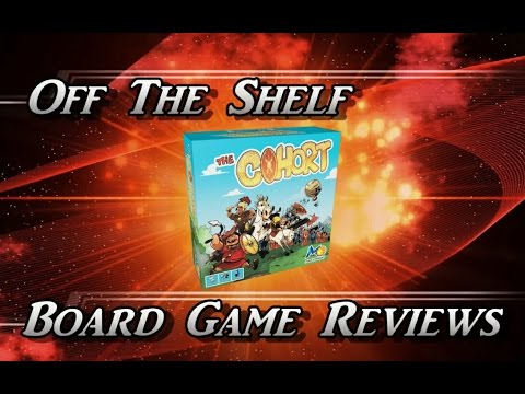 Off The Shelf Board Game Reviews - The Cohort - Part 1 - The Quick Overview