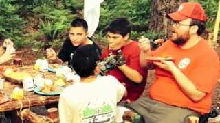 Frontier Days: Real-Deal Boy Scout Camp Cooking And Pioneering