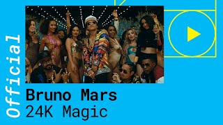 Bruno Mars   24K Magic (Official Video)