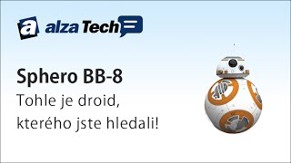 Sphero BB8: Robot přímo ze Star Wars! - AlzaTech #178