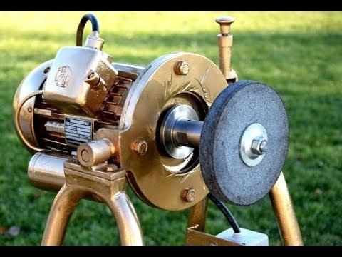 Building My 550W Golden Grinding Machine