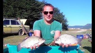 Платная рыбалка на озера в севастополе