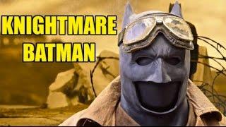 Knightmare Batfleck- Screen Accurate Goggles!!