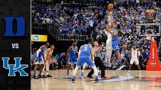 Duke vs. Kentucky Basketball Highlights (2018-19)