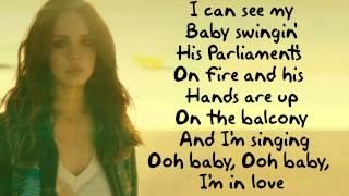 Lana Del Rey   West Coast (Lyric Video)