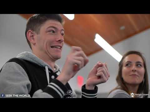 American Sign Language at Western Oregon University - YouTube