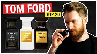 Meine TOP 20 TOM FORD Düfte | Nischen Herren Parfüm | Oud Wood & Co.