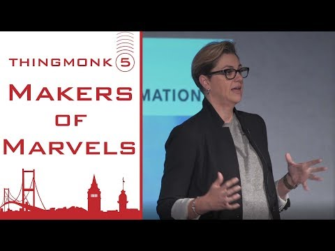 Makers of Marvels | Abby Kearns | Thingmonk 2017