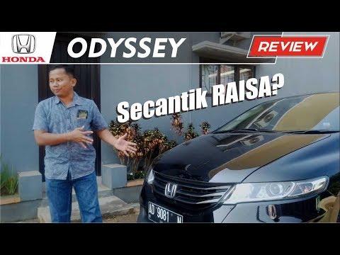 Review Mobil Bekas | Honda Odyssey RB3
