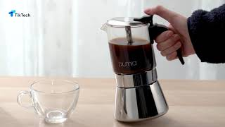 Quick Guide | Easily Make Moka Coffee at Home With Rumia Moka Pot