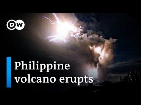 Philippine volcano eruption: How dangerous is it? | DW News