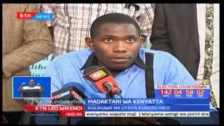 Madaktari wa hospitali ya Kenyatta wasikizana na KMPDU