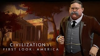 Civilization VI - Official First Look: America by GameSpot