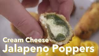 Sajtkrémes Jalapeno paprika recept