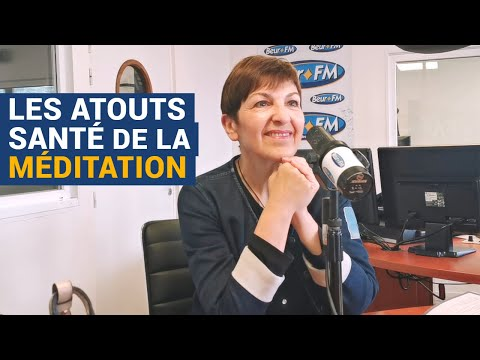 [AVS] Les atouts santé de la méditation - Clarisse Gardet