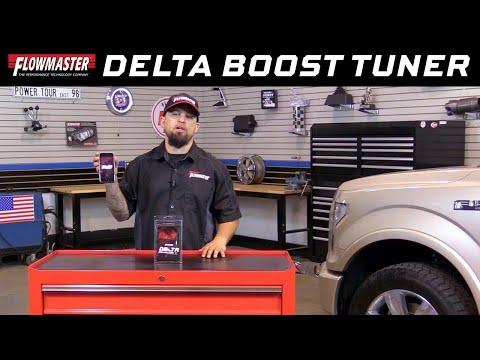 2015-up 2.7L, 3.5L Ford Ecoboost - Delta Boost Performance Tuner